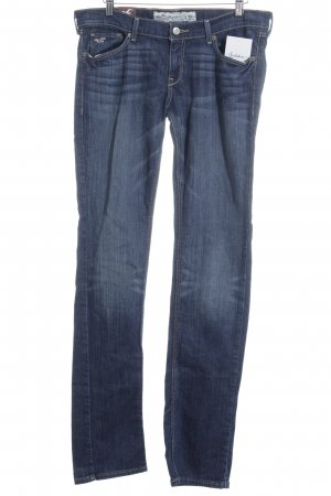 Hollister Low Rise Jeans steel blue classic style
