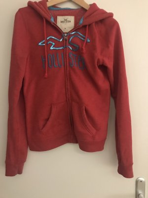 Hollister Giacca fitness rosso-blu