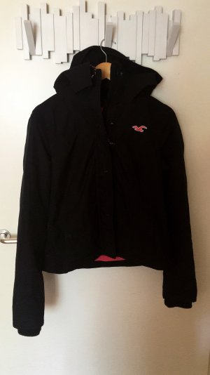 Hollister Outdoor Jacket black