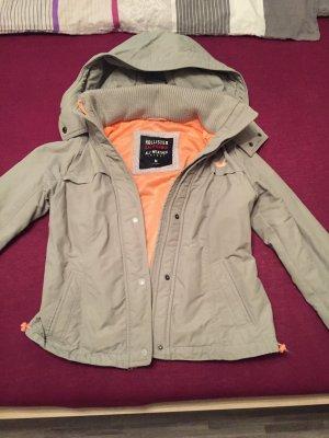 Hollister Jacke Größe M. Original
