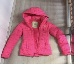 Hollister Jacke pink