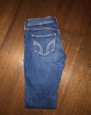 Hollister Pantalon 7/8 bleuet