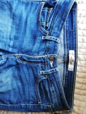 Hollister Denim Shorts slate-gray