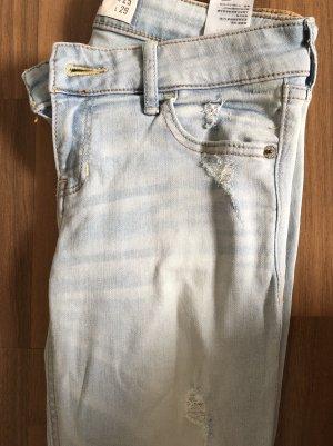 Hollister Jeans blass blau W25/L29 1S TOP