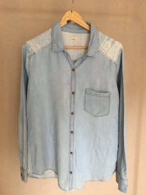 Hollister Jeans Bluse
