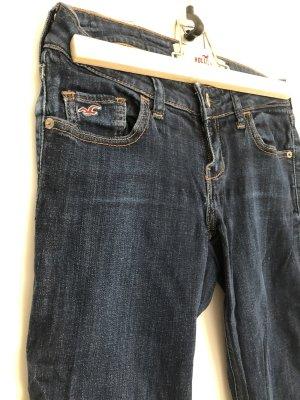 Hollister Tube jeans blauw