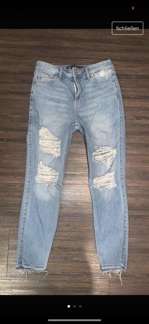 Hollister High Waist Jeans multicolored