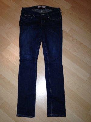 Hollister Jeans dunkelblau , Skinny