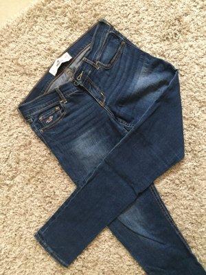 Hollister Jeans dunkelblau w26 l29 S3