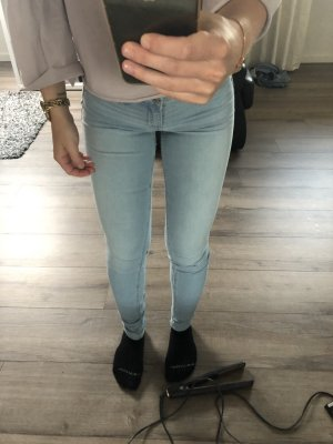 Hollister Low Rise Jeans blue
