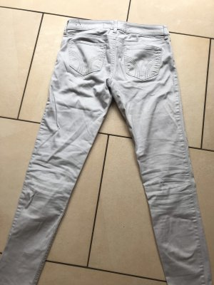Hollister Vaquero slim color plata