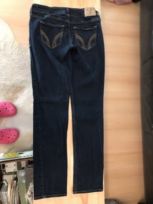 Hollister Stretch jeans blauw