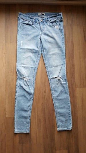 Hollister Jeans hellblau
