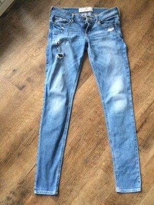 Hollister Jeans, hellblau - Größe 26