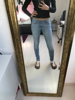 Hollister Jeans - helle Waschung