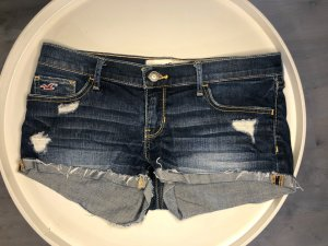 Hollister Jeans Hotpants Shorts dein destroyed 27 S Sommer