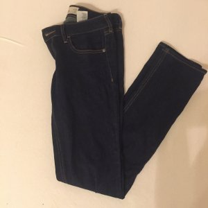 Hollister Jeans in dunkelblau
