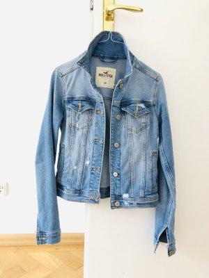 Hollister Jeans Jacke Jeansjacke XS 34 aktuelle Kollektion