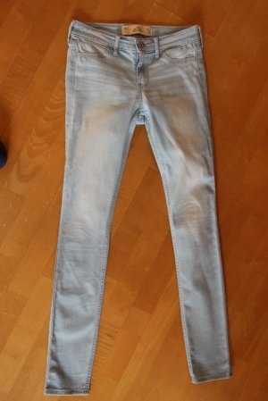 Hollister Jeans Jeans Legging Gr. 00R  W23/29 helle Waschung