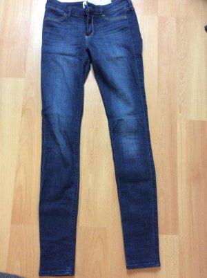 Hollister Jeans Legging dunkelblau