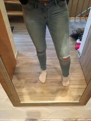 Hollister Skinny Jeans multicolored