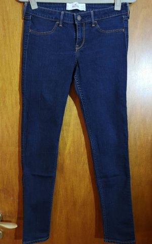 Hollister Jeans-Leggings – Dunkelblau