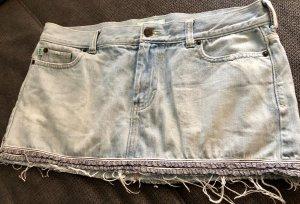 Hollister Jeans Mini Rock Gr. 9 (M)