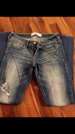 Hollister Jeans mit schönen Details zu verkaufen