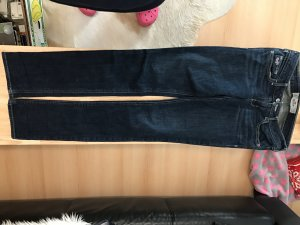 Hollister Low Rise jeans donkerblauw
