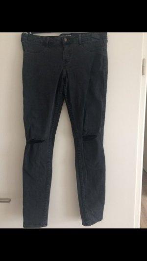Hollister Jeans schwarz