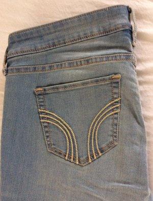 Hollister Jeans Skinny 5s 27/30 hellblau