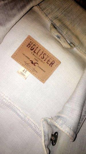 HOLLISTER  jeansjacke