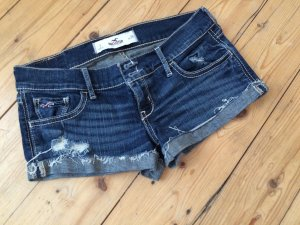 Hollister Jeansshort, used Look, Abercrombie