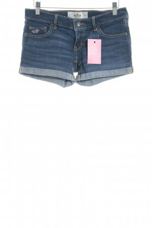 Hollister Jeansshorts blau Beach-Look
