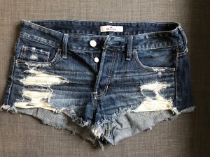 Hollister Short en jean multicolore