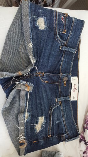 Hollister Jeansshorts in Größe 0