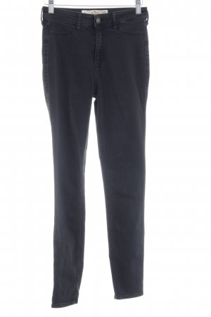 Hollister Jeggings anthracite casual look