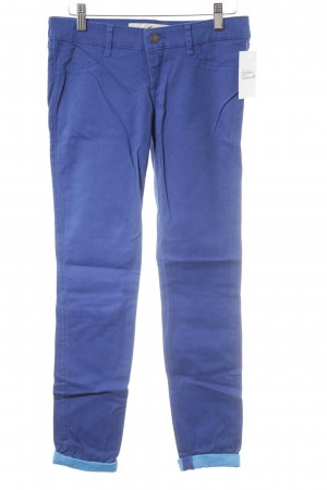 Hollister Jeggings blau-babyblau Casual-Look