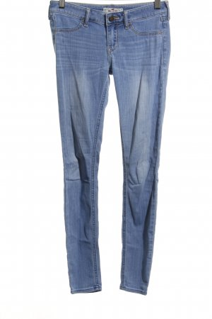 Hollister Jeggings cornflower blue casual look