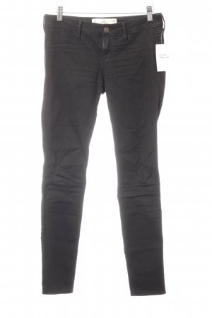 Hollister Jeggings schwarz Casual-Look