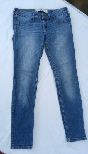 Hollister Jeggings blue