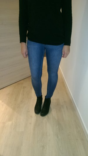 Hollister Jeggings W26 L32 in mittlerer Waschung