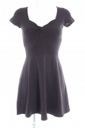 Hollister Jerseykleid schwarz Casual-Look
