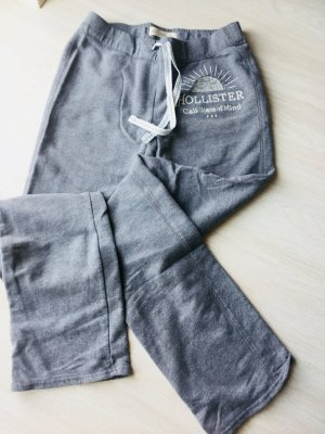 Hollister Trackies silver-colored-grey