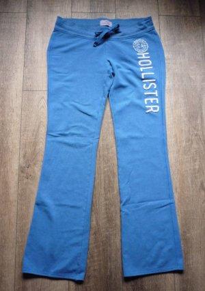 Hollister Jogginghose Trainingshose blau Gr. L / 40