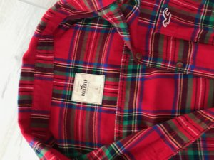 Hollister Formal Shirt multicolored