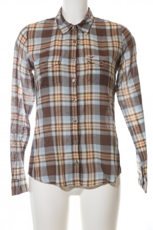 Hollister Checked Blouse check pattern casual look