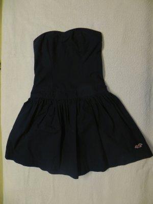 Hollister Kleid dunkelblau