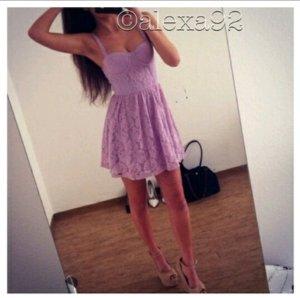 Hollister Kleid in Flieder