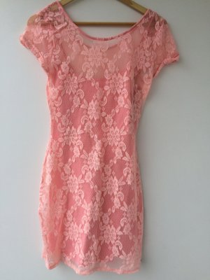 Hollister Kleid rosa
